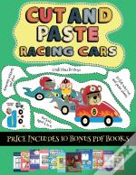 Craft Ideas For Boys (Cut And Paste - Racing Cars)