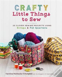 Wook.pt - Crafty Little Things To Sew