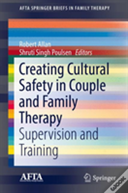 Wook.pt - Creating Cultural Safety In Couple And Family Therapy