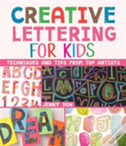 Wook.pt - Creative Lettering For Kids
