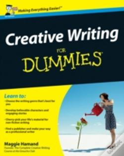 Wook.pt - Creative Writing For Dummies