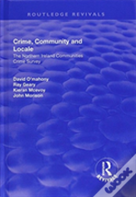 Crime Community And Locale The No