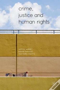 Wook.pt - Crime, Justice And Human Rights