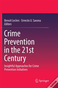 Wook.pt - Crime Prevention In The 21st Century