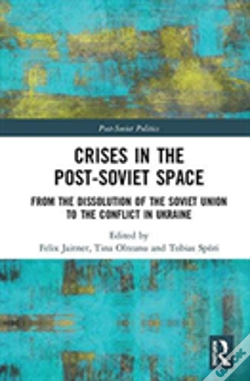 Wook.pt - Crises In The Post-Soviet Space