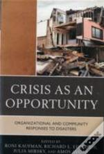 Crisis As An Opportunity