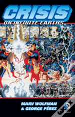 Crisis On Infinite Earths Deluxe Edition Hc