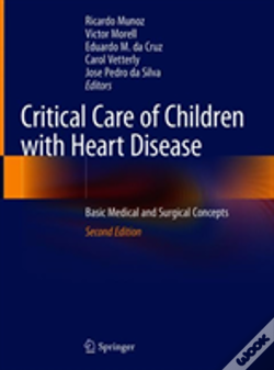 Wook.pt - Critical Care Of Children With Heart Disease