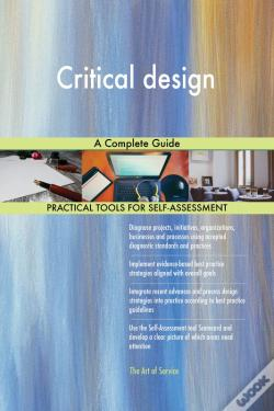 Wook.pt - Critical Design A Complete Guide