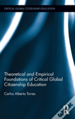 Critical Global Citizenship Education Volume 1