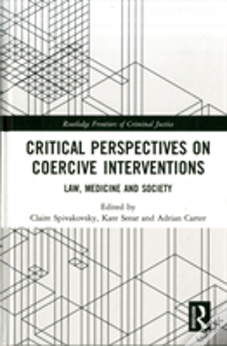 Wook.pt - Critical Perspectives On Coercive Interventions