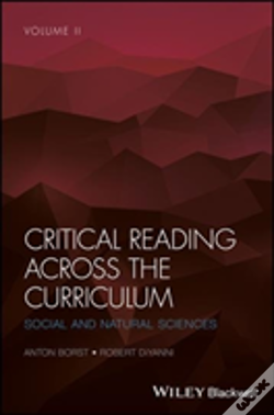 Wook.pt - Critical Reading Across The Curriculum