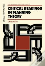 Critical Readings In Planning Theory