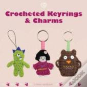 Crocheted Keyrings And Charms