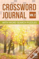 Crossword Journal Vol 2 With Word Search Puzzles