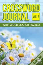 Crossword Journal Vol 3 With Word Search Puzzles