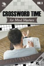 Crossword Time For Mind Masters Vol 3