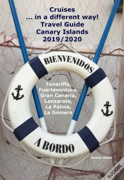 Wook.pt - Cruises... In A Different Way! Travel Guide Canary Islands 2019/2020
