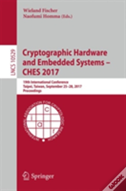 Wook.pt - Cryptographic Hardware And Embedded Systems - Ches 2017