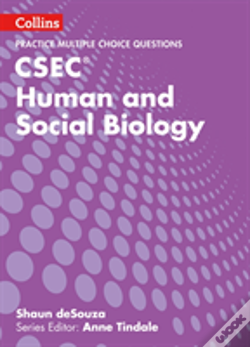 Wook.pt - Csec Human And Social Biology Multiple Choice Practice