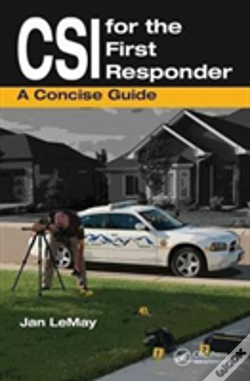 Wook.pt - Csi For The First Responder