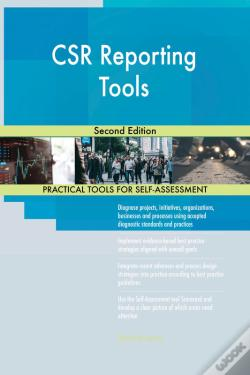 Wook.pt - Csr Reporting Tools Second Edition