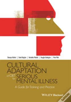 Wook.pt - Cultural Adaptation Of Cbt For Serious Mental Illness