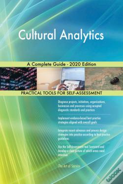Wook.pt - Cultural Analytics A Complete Guide - 2020 Edition