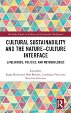 Wook.pt - Cultural Sustainability And The Nat