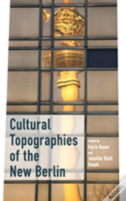 Wook.pt - Cultural Topographies Of The New Berlin