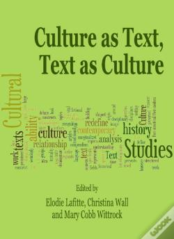 Wook.pt - Culture As Text, Text As Culture