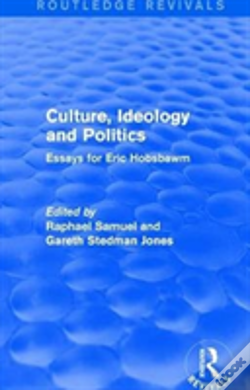 Wook.pt - Culture Ideology And Politics Rev