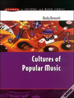Wook.pt - Cultures Of Popular Music