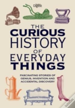 Wook.pt - Curious History Of Everyday Things