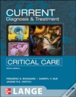 Wook.pt - Current Diagnosis And Treatment: Critical Care