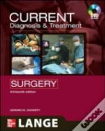 Current Diagnosis And Treatment Surgery
