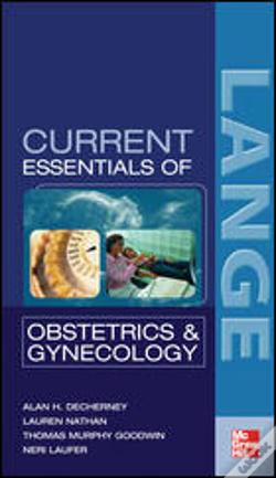 Wook.pt - Current Essentials of Diagnosis and Treatment in Obstetrics and Gynecology