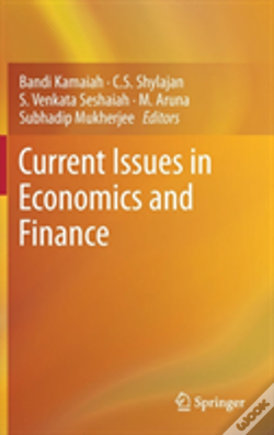 Wook.pt - Current Issues In Economics And Finance