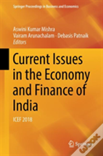 Current Issues In The Economy And Finance Of India