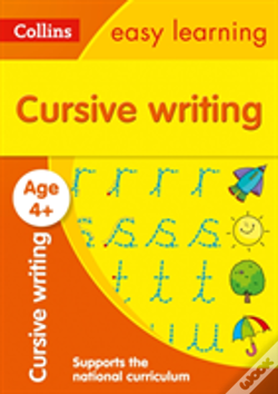Wook.pt - Cursive Writing Ages 4-5