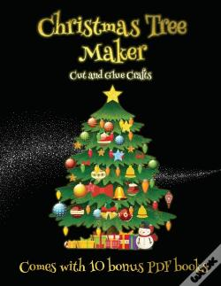 Wook.pt - Cut And Glue Crafts (Christmas Tree Maker)