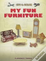 Cut & Color My Fun Furniture