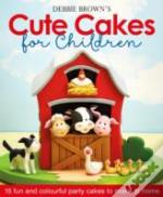Cute Cakes For Children
