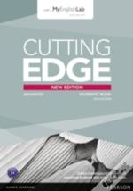 Cutting Edge Advanced New Edition Students' Book And Mylab Pack