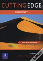 Cutting Edge Elementary Student Book And Workbook Pack