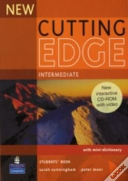 Wook.pt - CUTTING EDGE INTERMEDIATE STUDENTS PACK