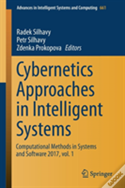 Wook.pt - Cybernetics Approaches In Intelligent Systems