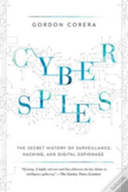 Wook.pt - Cyberspies 8211 The Secret History O