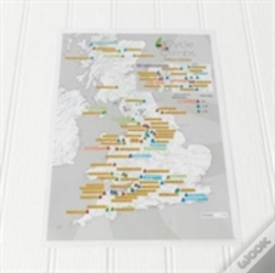 Wook.pt - Cycle Climbs Collect And Scratch Map