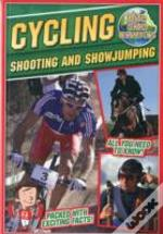Cycling Shooting & Showjumping